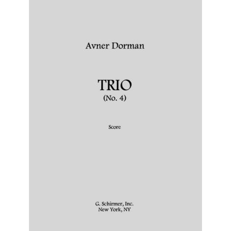 Avner Dorman: Trio