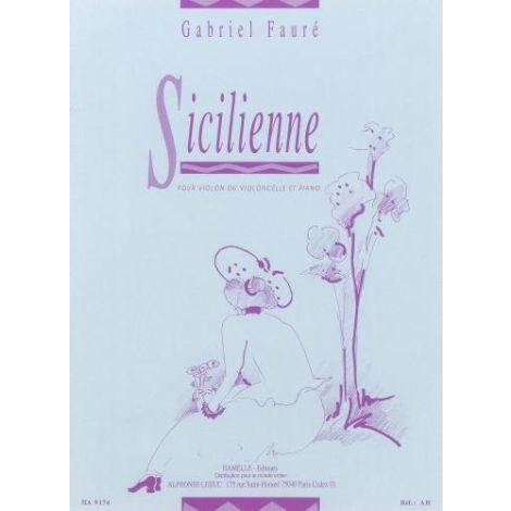 Faur?: Sicilienne Op.78