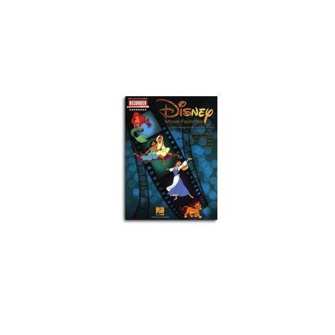 Disney Movie Favourites for Recorder
