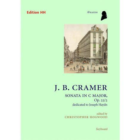 Cramer: Sonata in C major, Op. 22 No. 2 for piano