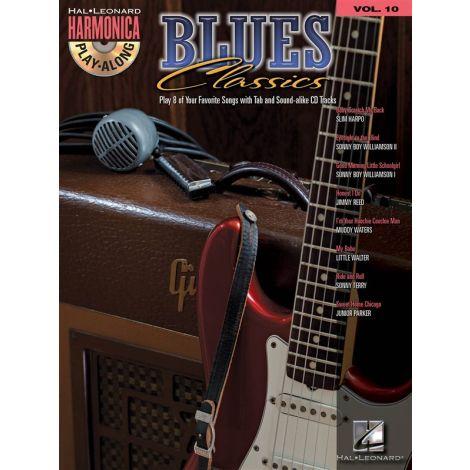 Harmonica Play-Along Volume 10: Blues Classics