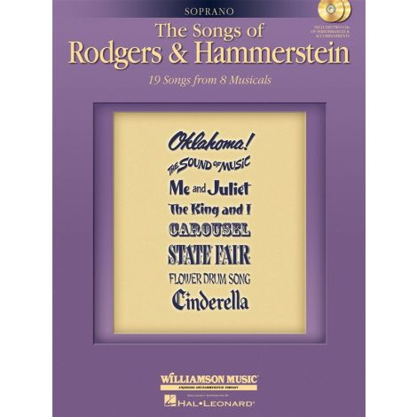 The Songs Of Rodgers And Hammerstein - Soprano Edition