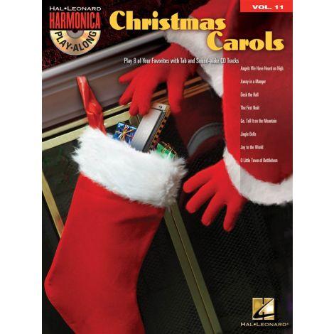 Harmonica Play-Along Volume 11: Christmas Carols