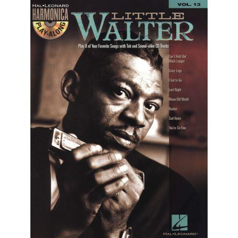 Harmonica Play-Along Volume 13: Little Walter