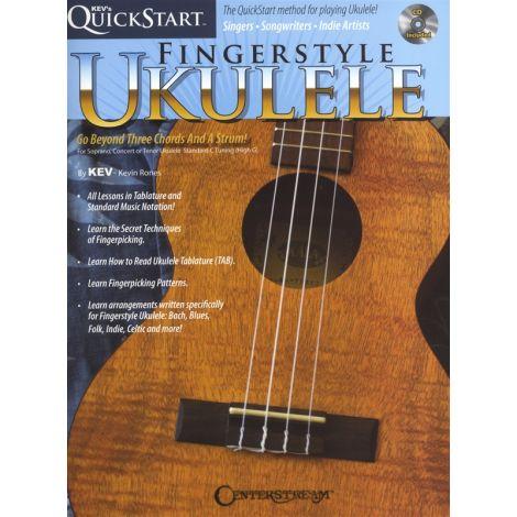 Kev's QuickStart: Fingerstyle Ukulele