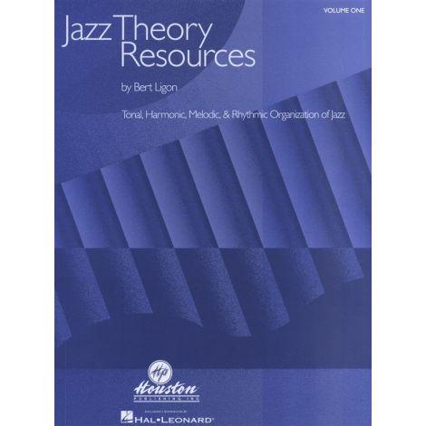 Bert Ligon: Jazz Theory Resources - Volume 1