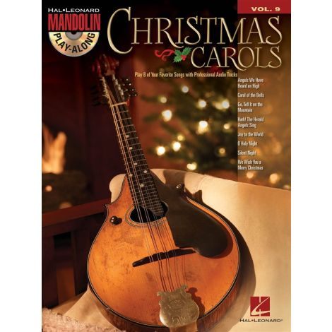 Mandolin Play-Along Volume 9: Christmas Carols