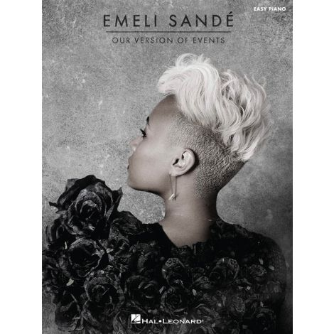 Emeli Sand闂: Our Version Of Events (Easy Piano)