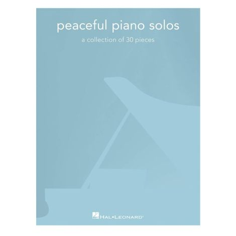 PEACEFUL PIANO SOLOS PIANO