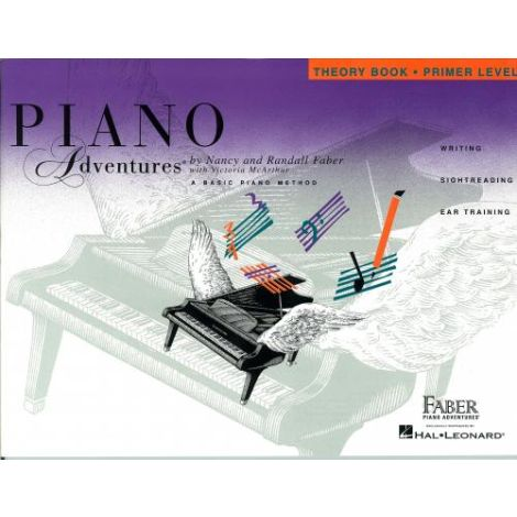 Piano Adventures - Theory Book Primer Level