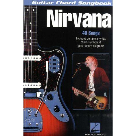 Guitar Chord Songbook - Nirvana
