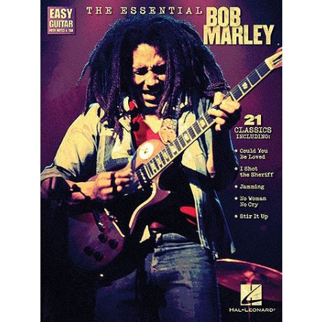 The Essential Bob Marley (Easy Guitar)