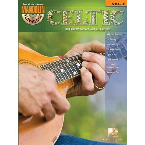 Mandolin Play-Along Volume 2: Celtic