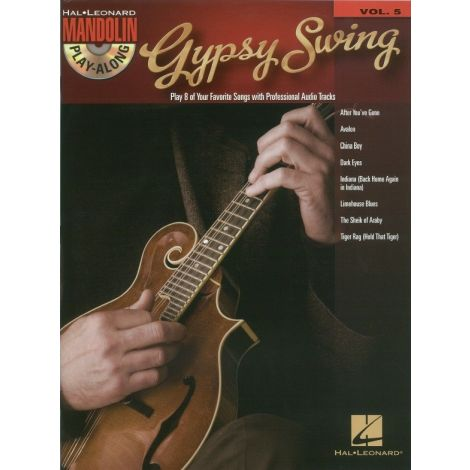 Mandolin Play-Along Volume 5: Gypsy Swing