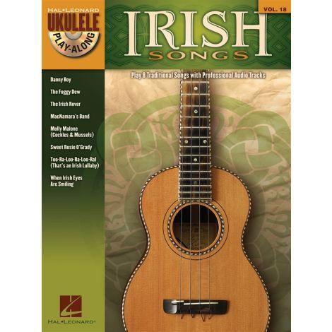 Ukulele Play-Along Volume 18: Irish Songs