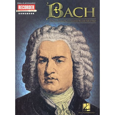 Bach for the Recorder - Arranged for Solo or Duet (Recorder)