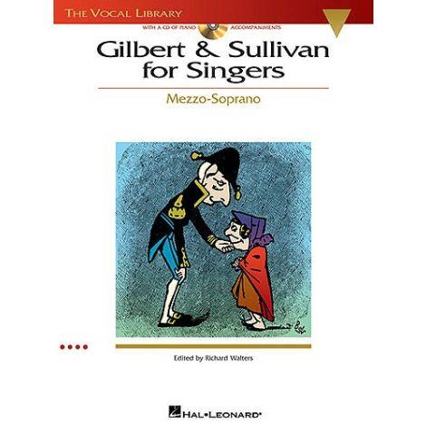 Gilbert And Sullivan For Singers - Mezzo-Soprano