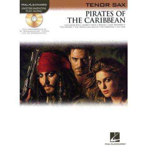 Klaus Badelt: Pirates Of The Caribbean (Tenor Sax)