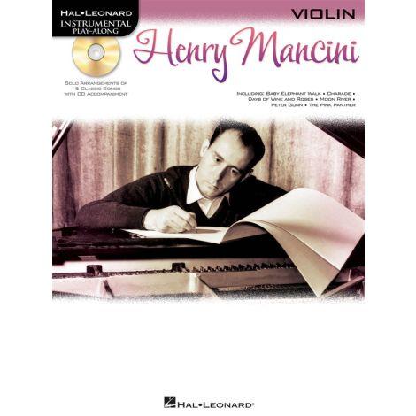 Hal Leonard Instrumental Play-Along: Henry Mancini (Violin)