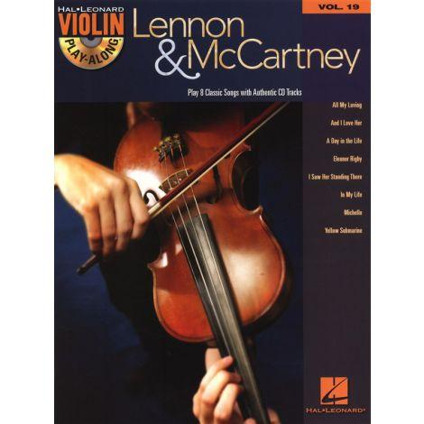 Violin Play-Along Volume 19: Lennon & McCartney