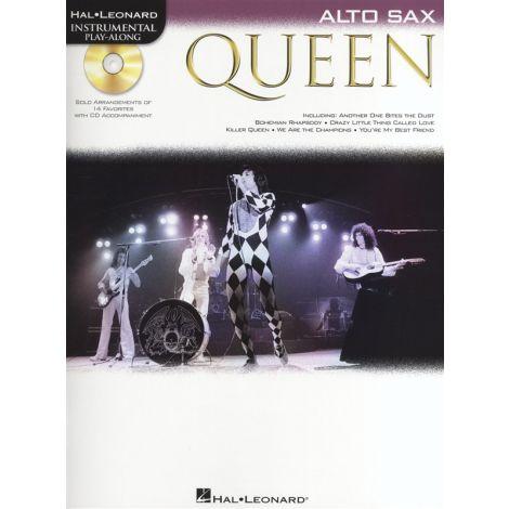 Alto Saxophone Play-Along: Queen