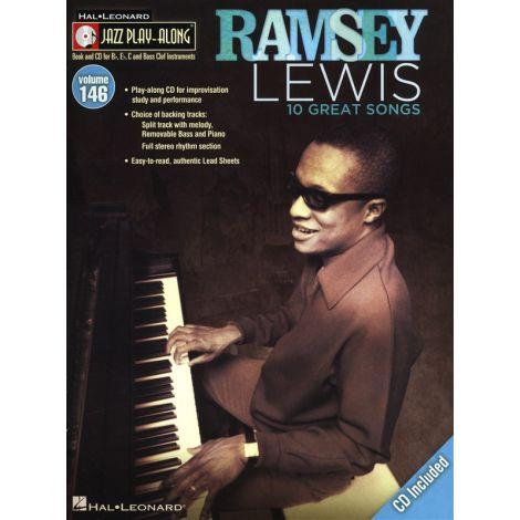Jazz Play-Along Volume 146: Ramsey Lewis