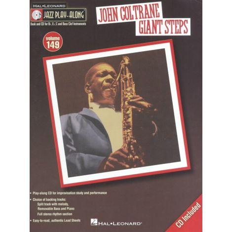 Jazz Play-Along Volume 149: John Coltrane 闂 Giant Steps