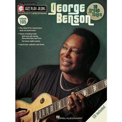 Jazz Play-Along Volume 165: George Benson