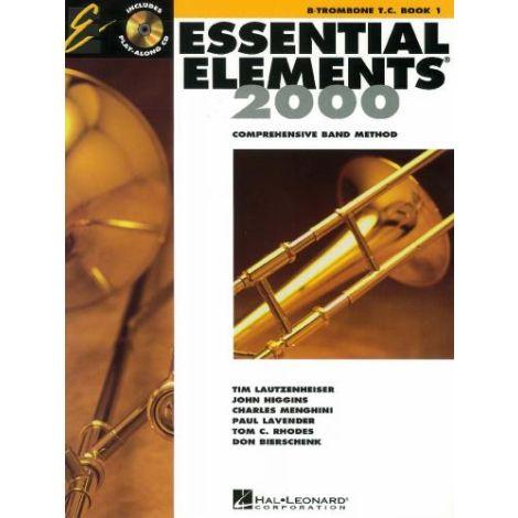 Essential Elements 2000 - Comprehensive Band Method - Bb Trombone TC Book 1