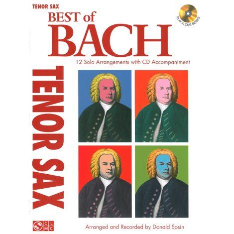 J.S. Bach: Best Of - Tenor Saxophone