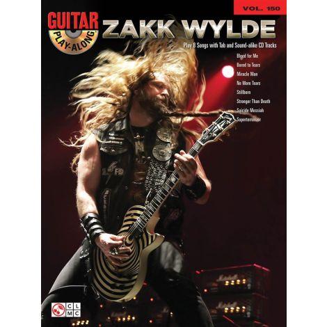 Guitar Play-Along Volume 150: Zakk Wylde