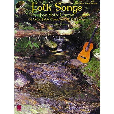 Folk Songs For Solo Guitar Tab