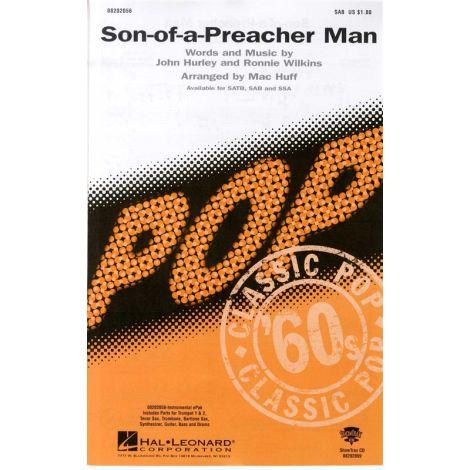 Son Of A Preacher Man (SAB)