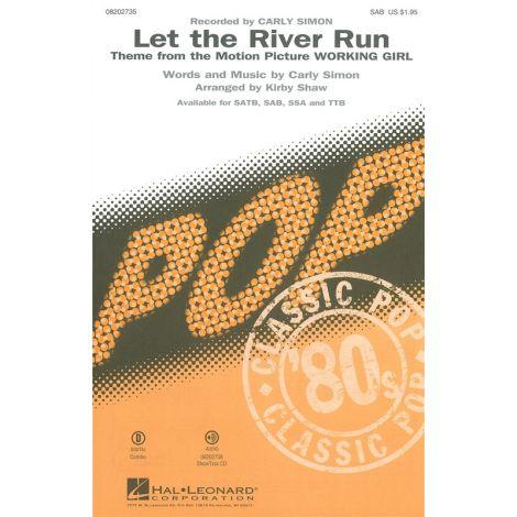 Carly Simon: Let The River Run - SAB