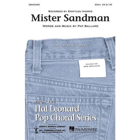 Pat Ballard: Mister Sandman (SSAA)