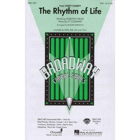 Cy Coleman: The Rhythm Of Life (SAB)