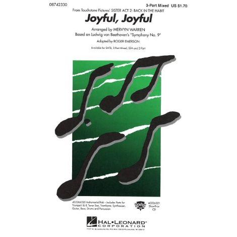 Joyful, Joyful (Sister Act 2 - Back In The Habit) - 3 Part