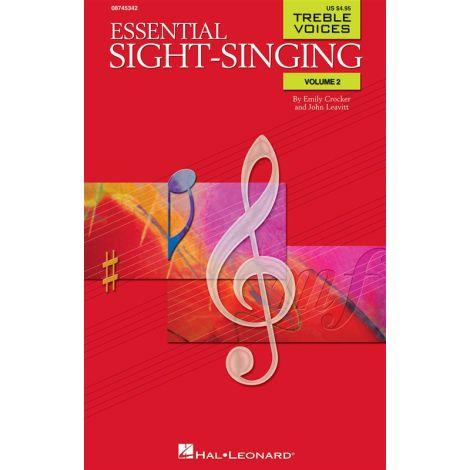 Essential Sight-Singing: Treble Voices - Volume 2