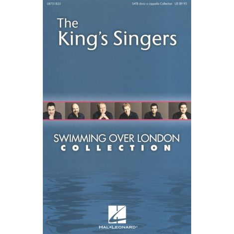 The King's Singers: Swimming Over London Collection (SATBBB)