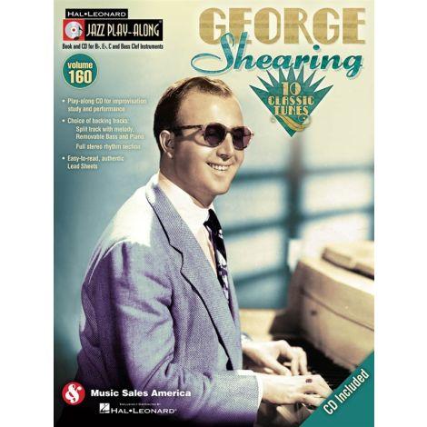 Jazz Play-Along Volume 160: George Shearing