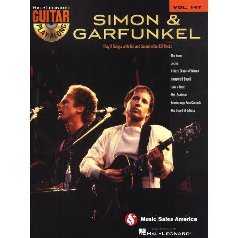 Guitar Play-Along Volume 147: Simon & Garfunkel