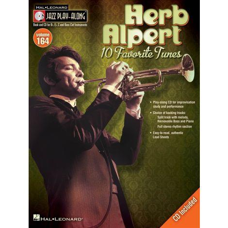 Jazz Play-Along Volume 164: Herb Alpert