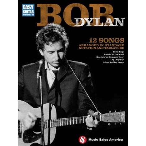 Bob Dylan 闂 Easy Guitar Tab