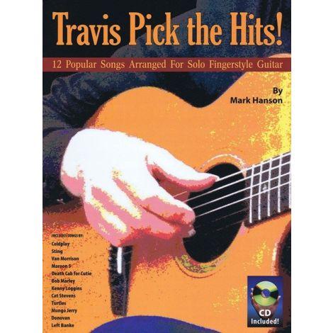 Mark Hanson: Travis Pick The Hits! (Book/CD)