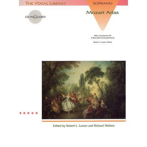 Mozart: Arias for Soprano