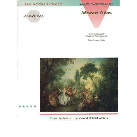 Mozart: Arias for Mezzo-Soprano
