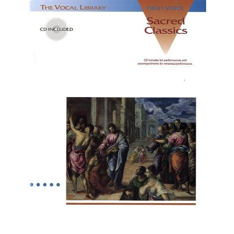 Sacred Classics - High Voice