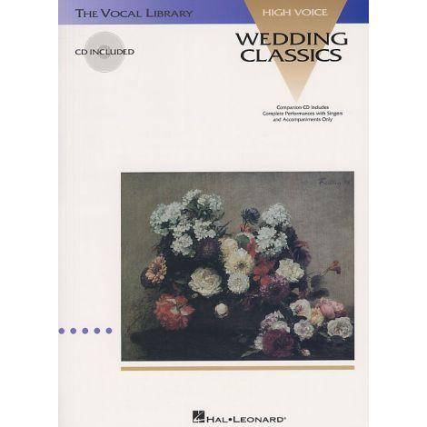 Wedding Classics - High Voice