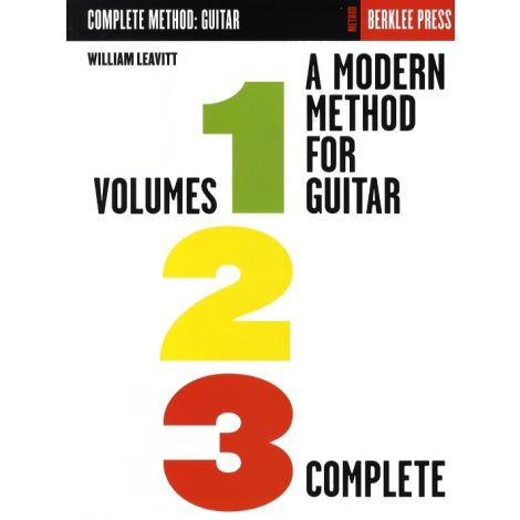 A Modern Method for Guitar - Volumes 1, 2, 3 - Complete