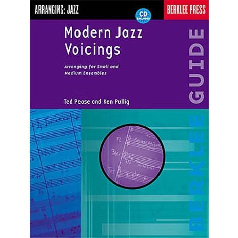 Arranging Jazz: Modern Jazz Voicings